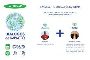 Webinar Investimento Social pós Pandemia